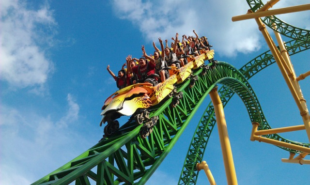 photo from the Roller Coaster Database