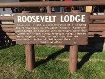 Roosevelt's namesake