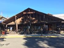 Lake Lodge main lodge